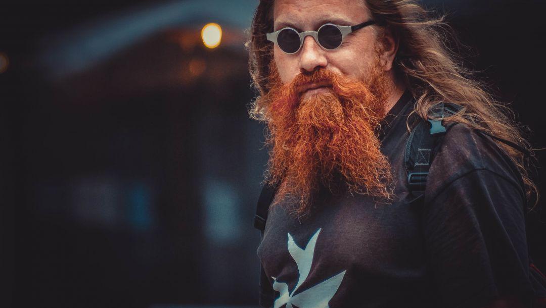 Фото мужчин в очках и с бородой   подборка 20 картинок (7)