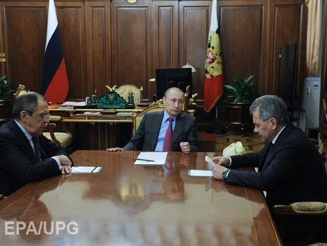 фото Путина в кабинете (14)