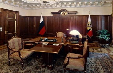 фото Путина в кабинете (16)