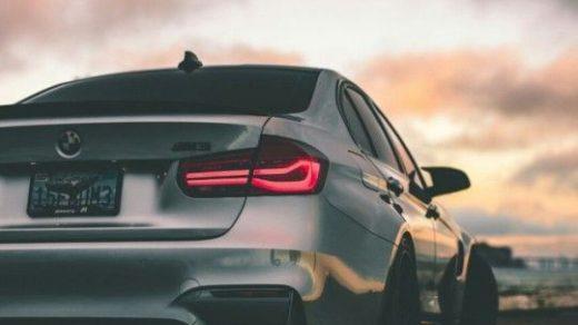 Красивые автомобили вид сзади   качественная подборка фото (10)