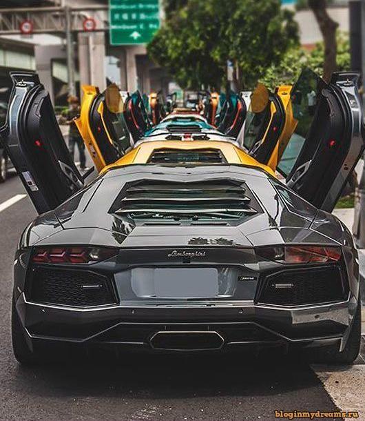 Красивые автомобили вид сзади - качественная подборка фото (14)