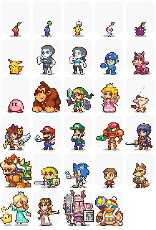 Луиджи и Марио - красивые картинки карандашом, арты (7)
