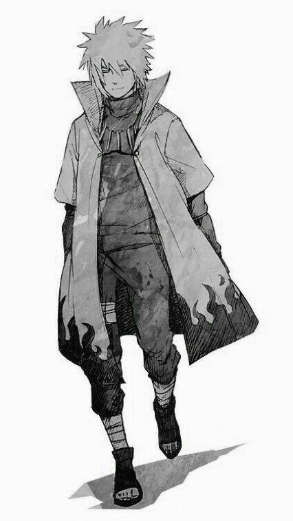 НарутоNaruto - красивые рисованные и арт картинки (19)