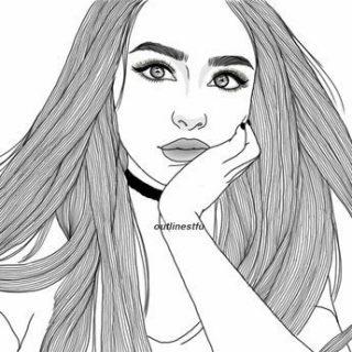 Аниме картинки нарисованные девочки (1)