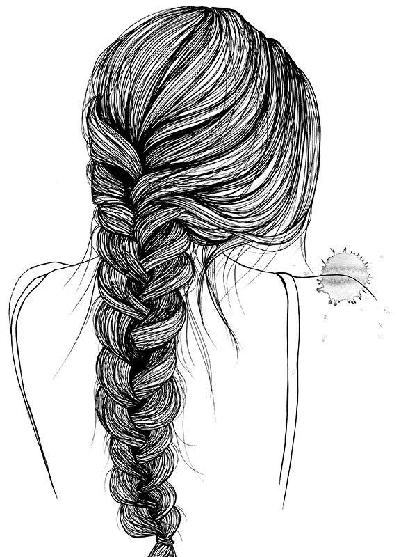 Аниме картинки нарисованные девочки (10)