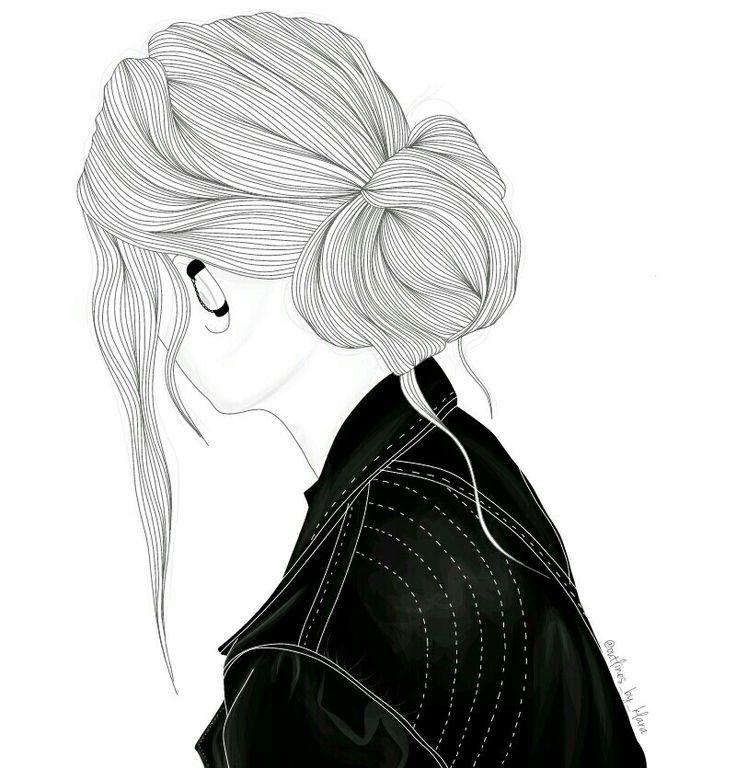 Аниме картинки нарисованные девочки (13)
