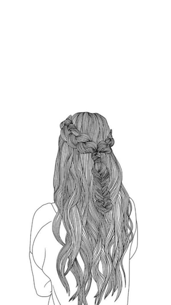 Аниме картинки нарисованные девочки (22)