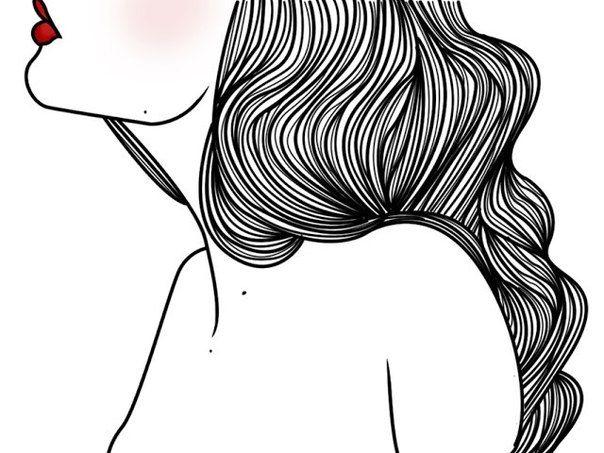 Аниме картинки нарисованные девочки (25)