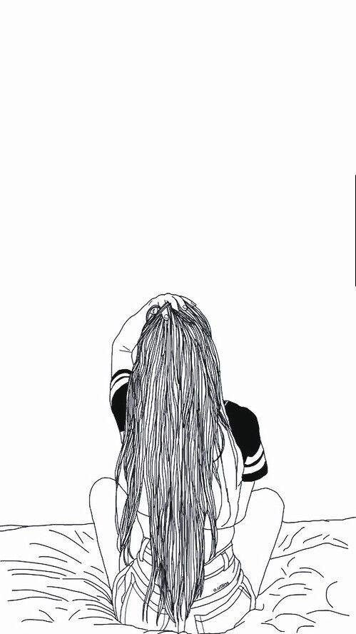 Аниме картинки нарисованные девочки (26)