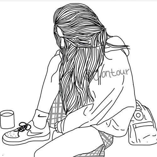 Аниме картинки нарисованные девочки (27)