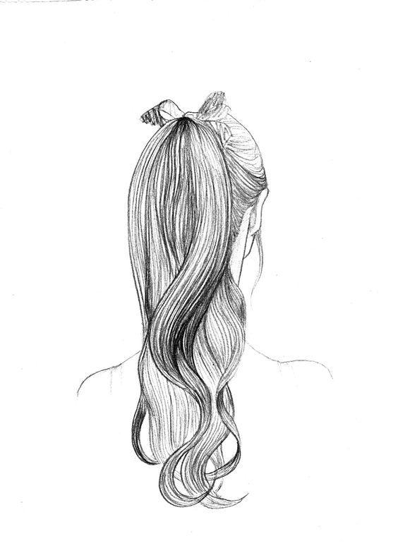 Аниме картинки нарисованные девочки (31)