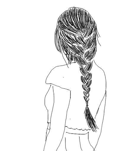 Аниме картинки нарисованные девочки (4)
