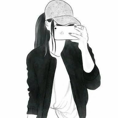 Аниме картинки нарисованные девочки (7)