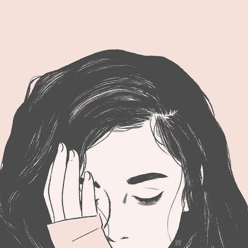 Аниме картинки нарисованные девочки (9)