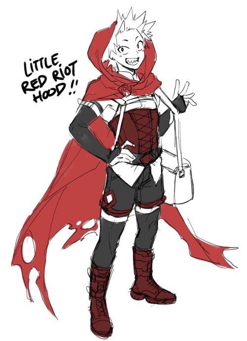 Аниме персонажи с короткими красными волосами (18)