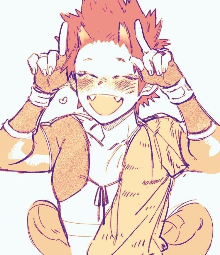 Аниме персонажи с короткими красными волосами (6)