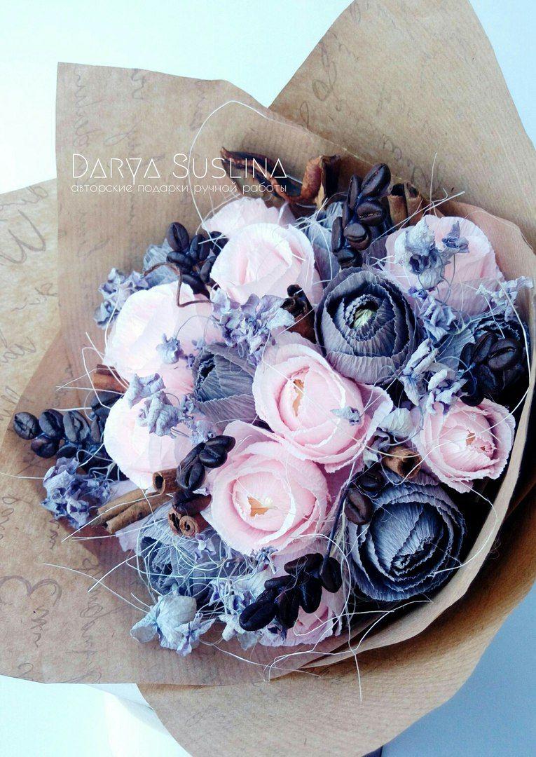 Букеты из конфет   красивые идеи (2)