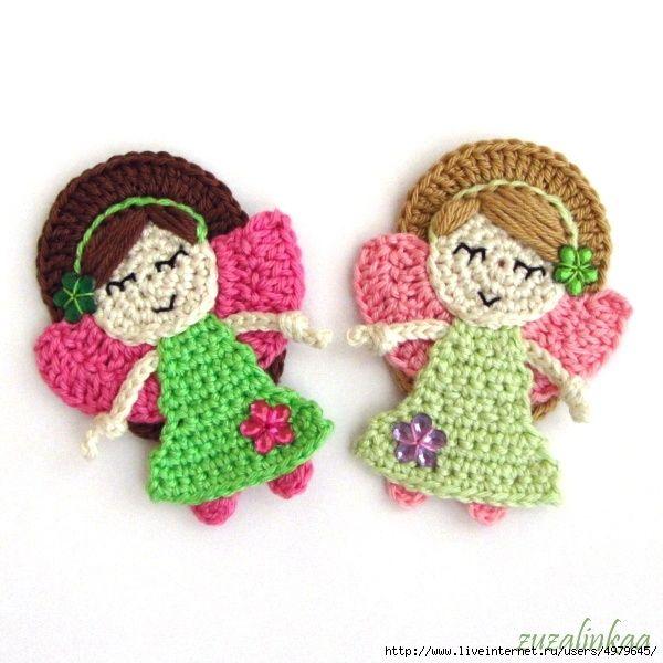 Вязание ежика мочалки - красивые фото (9)