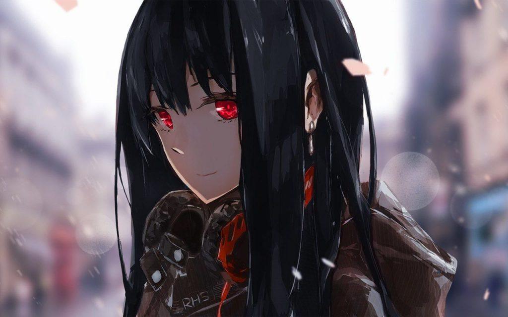 Девушка с рыжими волосами арты (21)