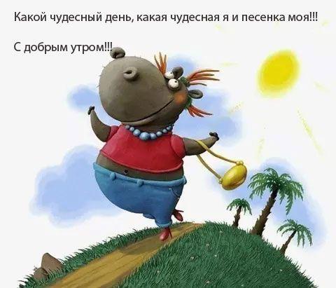 Доброе утро и хорошего дня картинки красивые для девушки (10)