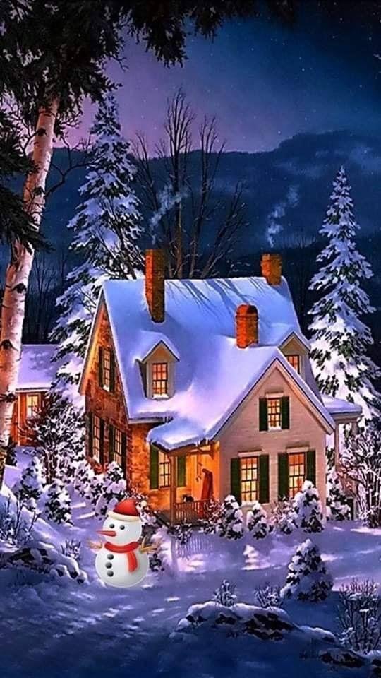 Зима красивые картинки и фотографии (2)