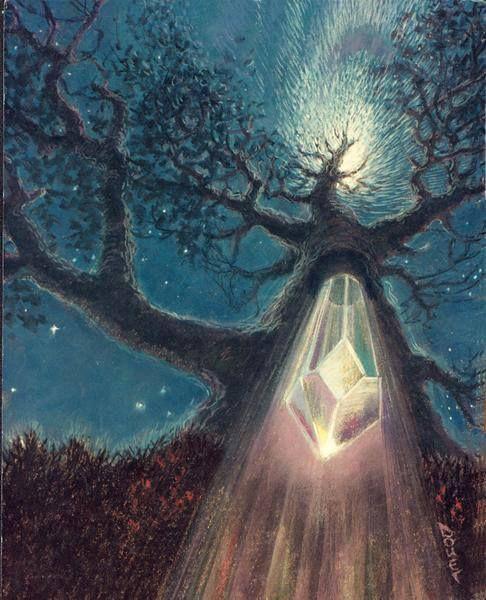 Изобразительное искусство дерево жизни - рисунки (14)