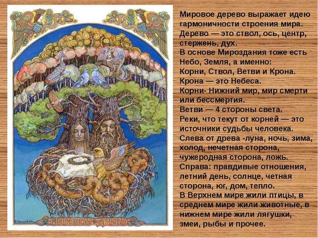 Изобразительное искусство дерево жизни - рисунки (5)