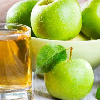 Как закатать на зиму яблочный сокф