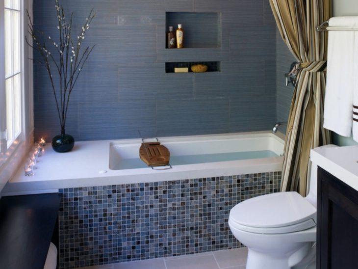 Как максимально красиво сделать маленькую ванную (4)