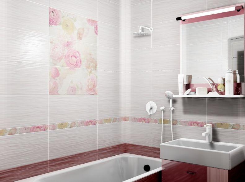 Как максимально красиво сделать маленькую ванную (5)