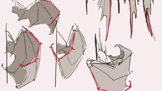 Картина дракона карандашом   очень красивые (1)