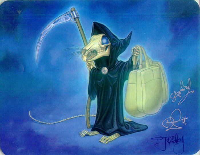 Картинки Мор ученик смерти - подборка (13)
