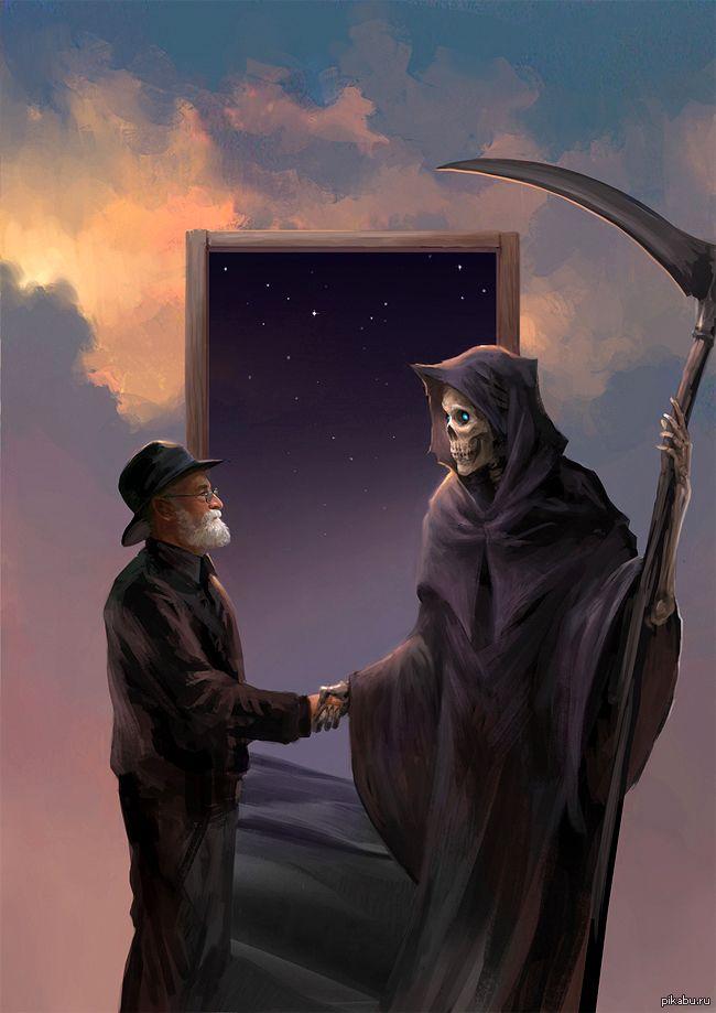 Картинки Мор ученик смерти - подборка (14)