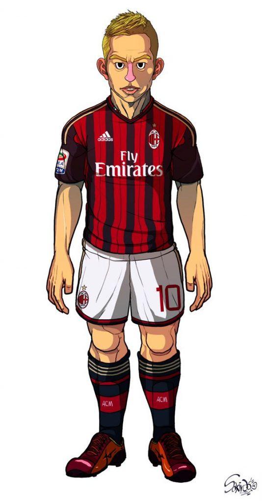Картинки ФК Милан - лучшие обои (24)