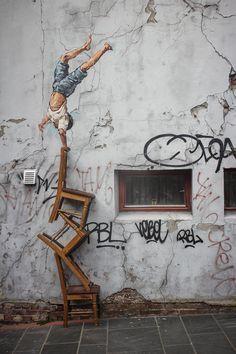 Картинки в стиле стрит-арт - подборка фото (11)