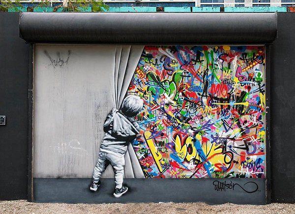 Картинки в стиле стрит-арт - подборка фото (2)