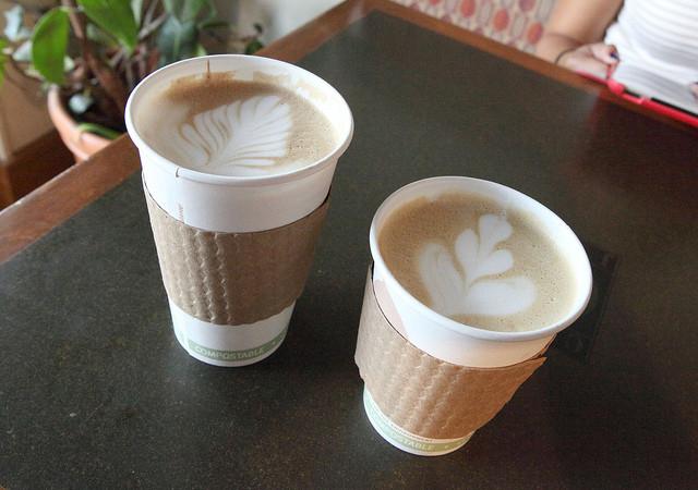 Картинки кофе на вынос - подборка (19)