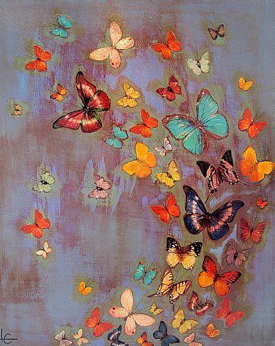 Картинки красивые бабочки нарисованные - подборка изображений (11)