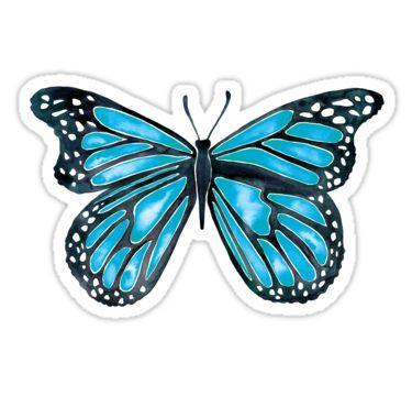 Картинки красивые бабочки нарисованные - подборка изображений (20)