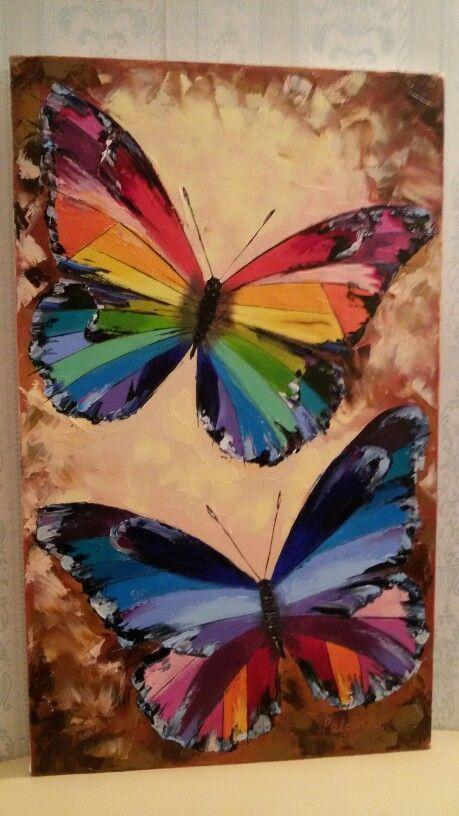 Картинки красивые бабочки нарисованные - подборка изображений (7)