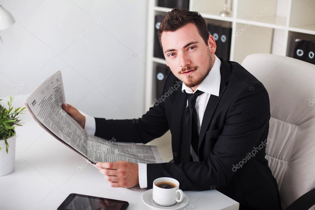 Картинки мужчина в офисе - подборка (4)