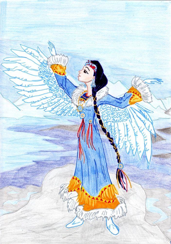 Картинки мультфильм Друзья ангелов (2)