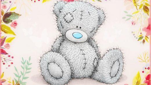 Картинки нарисованные Мишки Тедди (59)