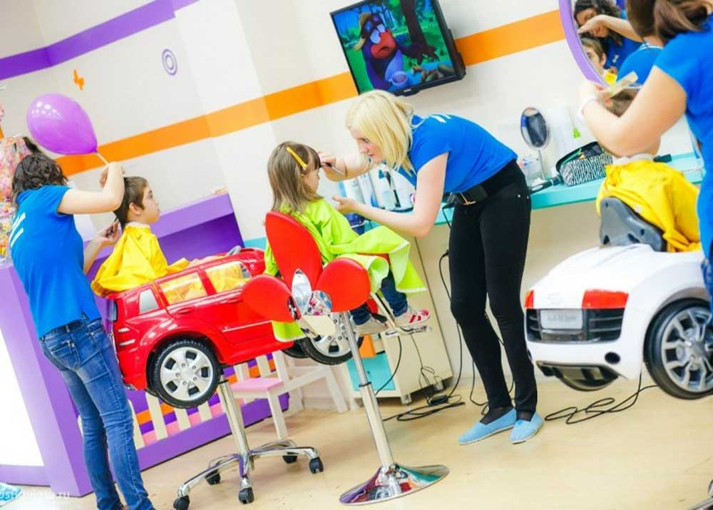 Картинки парикмахерская детские - подборка (1)