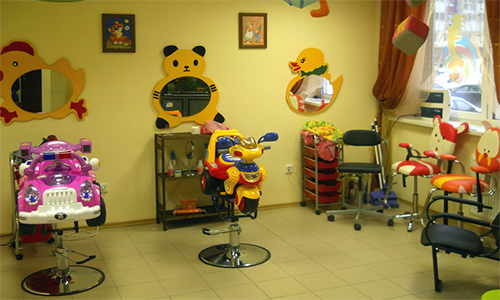 Картинки парикмахерская детские - подборка (12)