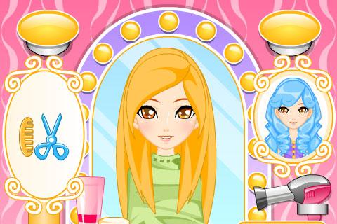 Картинки парикмахерская детские - подборка (2)
