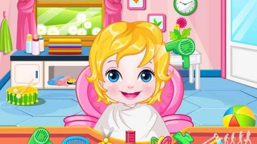 Картинки парикмахерская детские   подборка (3)