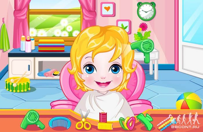Картинки парикмахерская детские - подборка (3)