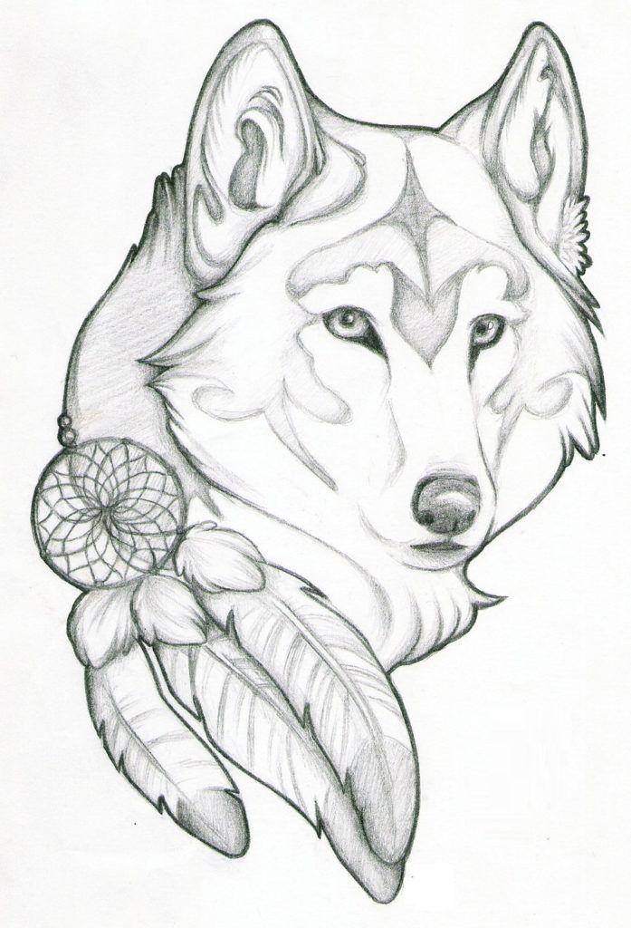 Картинки про собак карандашом   подборка (30)