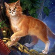Картинки сказочного кота (4)